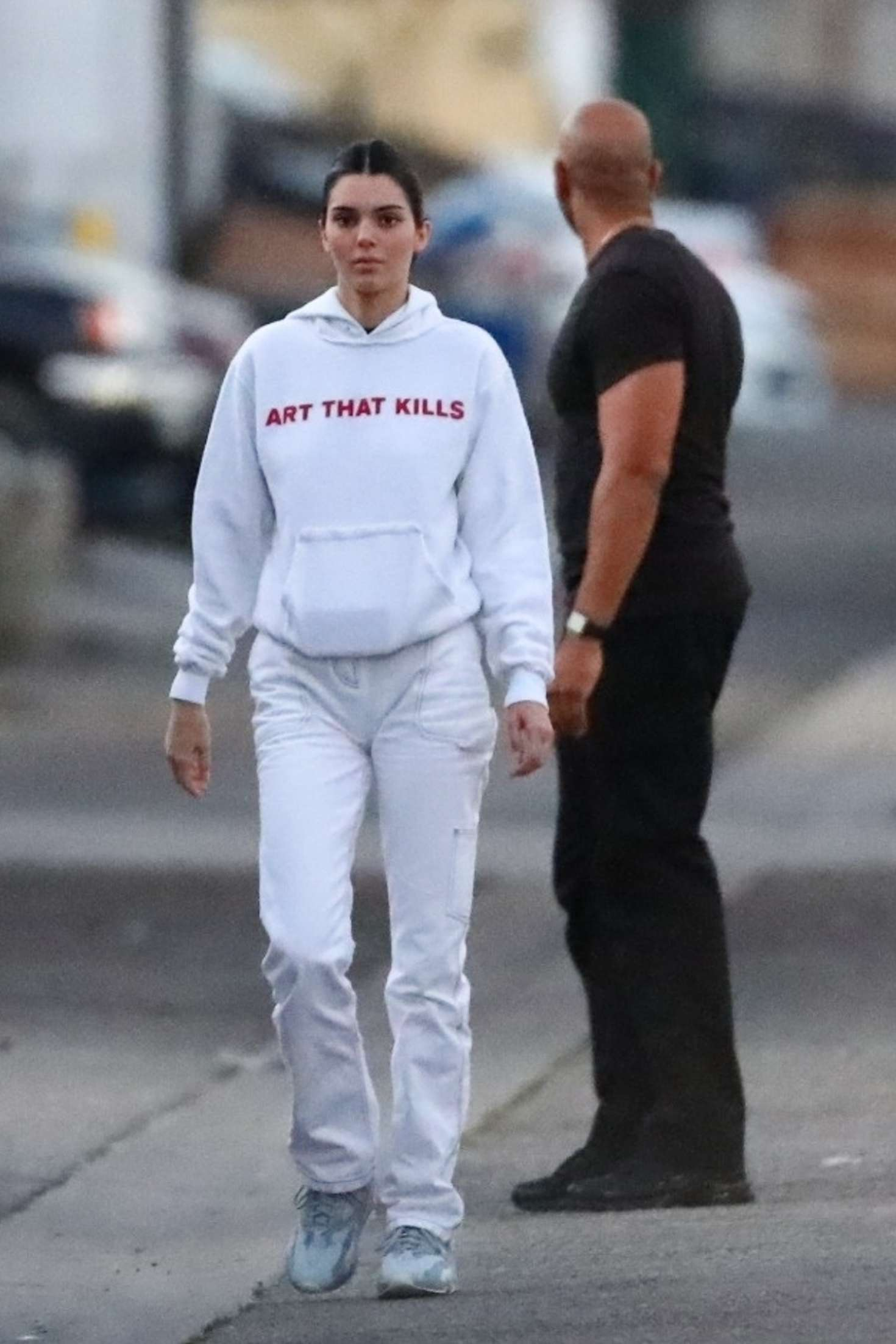 Kendall Jenner 2019 : Kendall Jenner: Out in Los Angeles -06