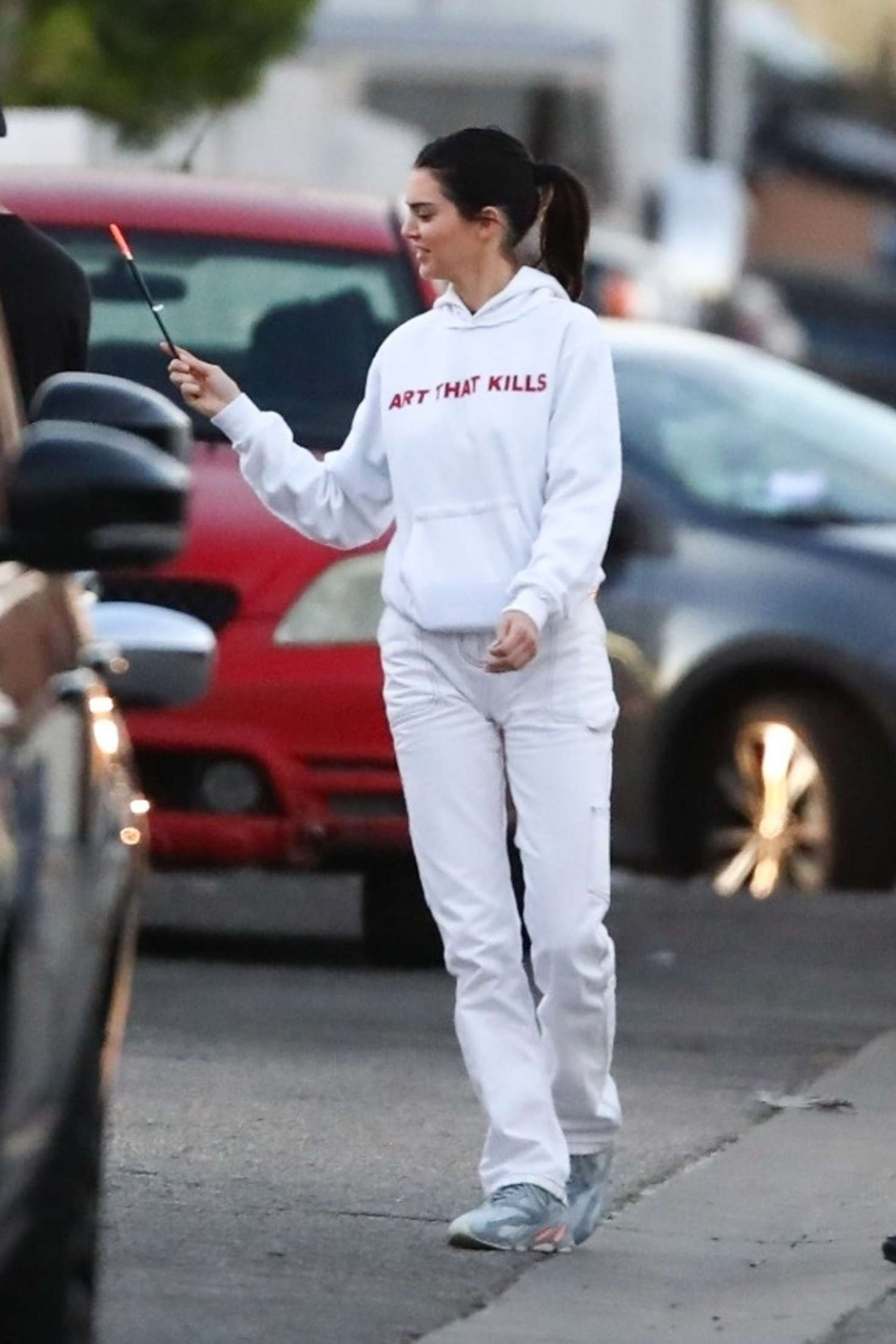 Kendall Jenner 2019 : Kendall Jenner: Out in Los Angeles -11