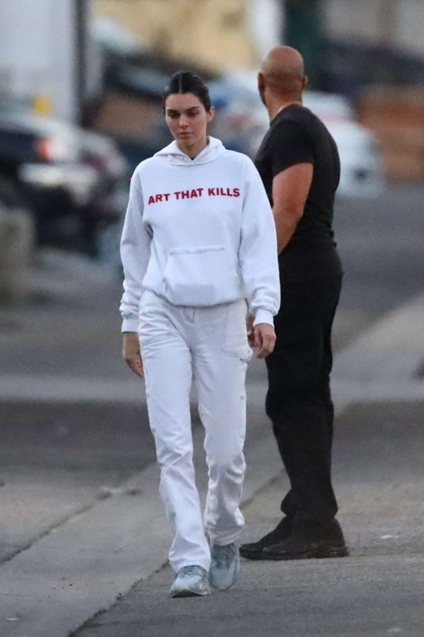 Kendall Jenner 2019 : Kendall Jenner: Out in Los Angeles -14