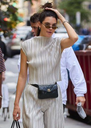 Kendall Jenner - Out in Manhattan