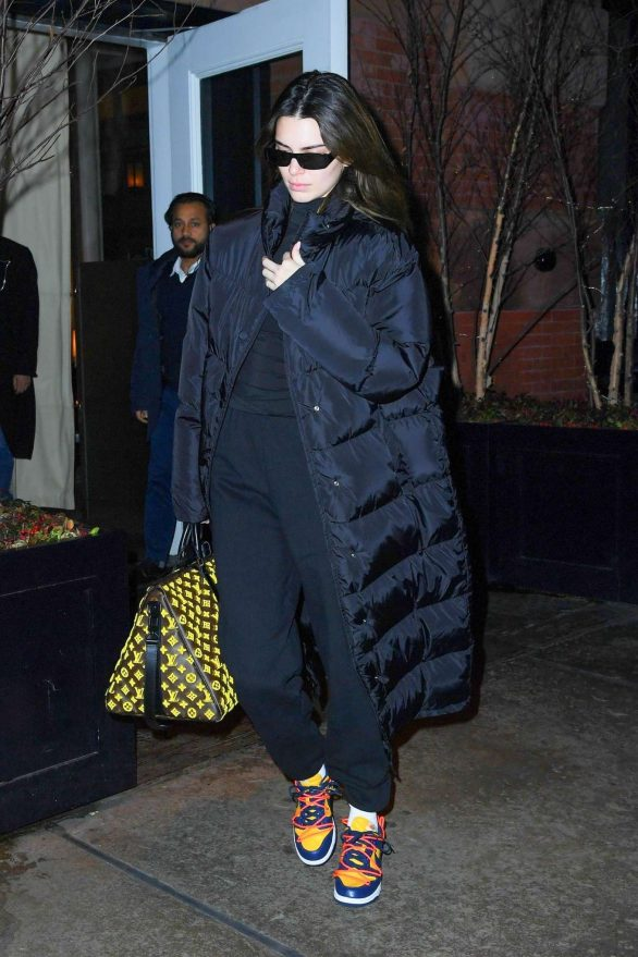 Kendall Jenner - Out in New York