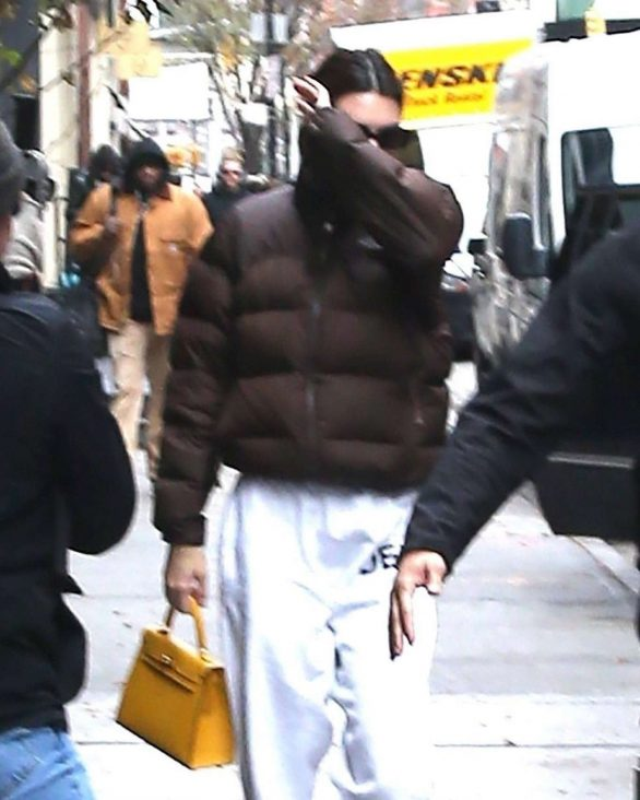 Kendall Jenner 2019 : Kendall Jenner – Out in NY-07