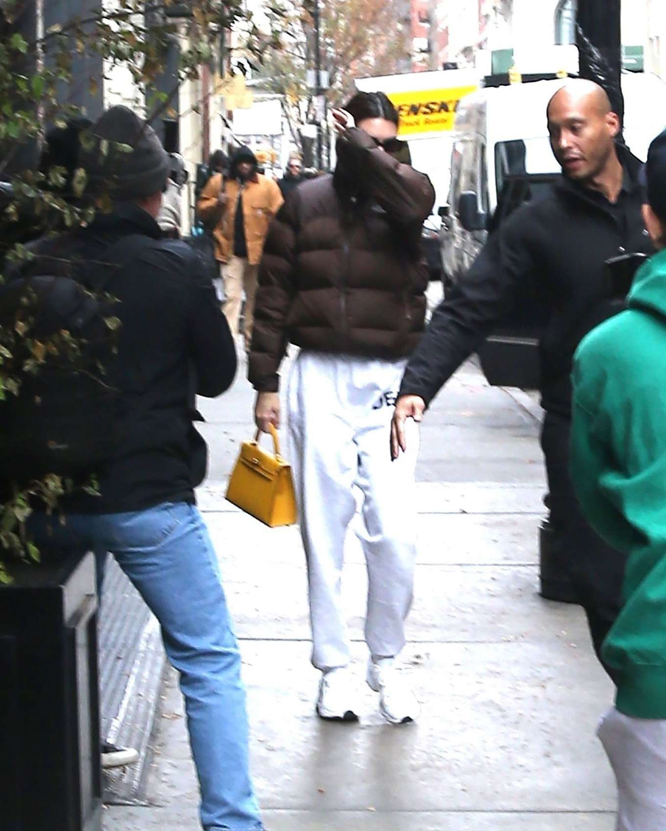 Kendall Jenner 2019 : Kendall Jenner – Out in NY-09