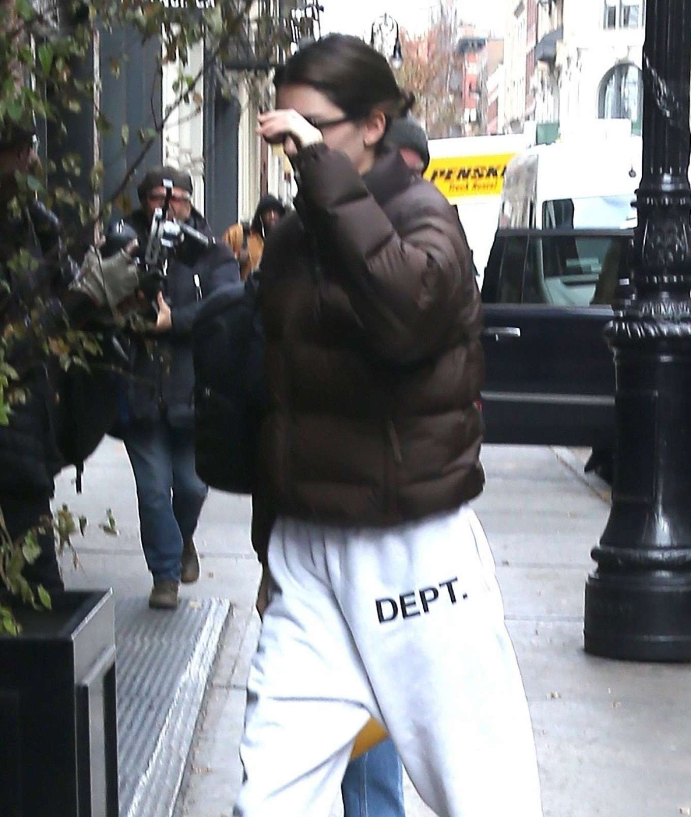 Kendall Jenner 2019 : Kendall Jenner – Out in NY-16