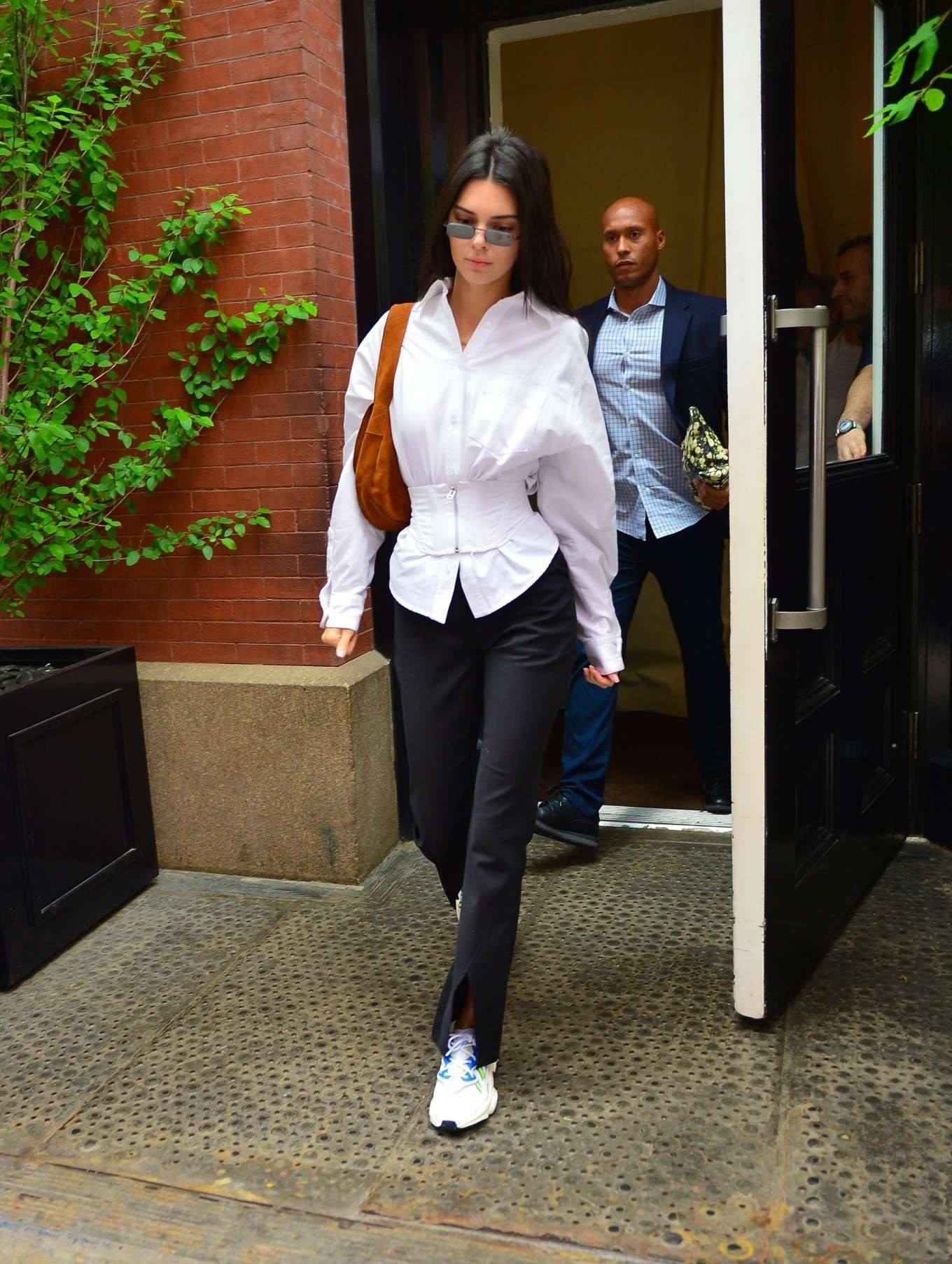 Kendall Jenner 2019 : Kendall Jenner: Out in NYC-09
