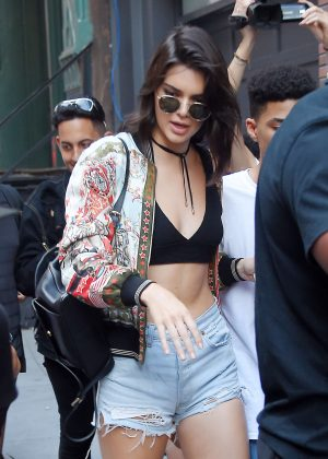 Kendall Jenner - Out in Tribeca