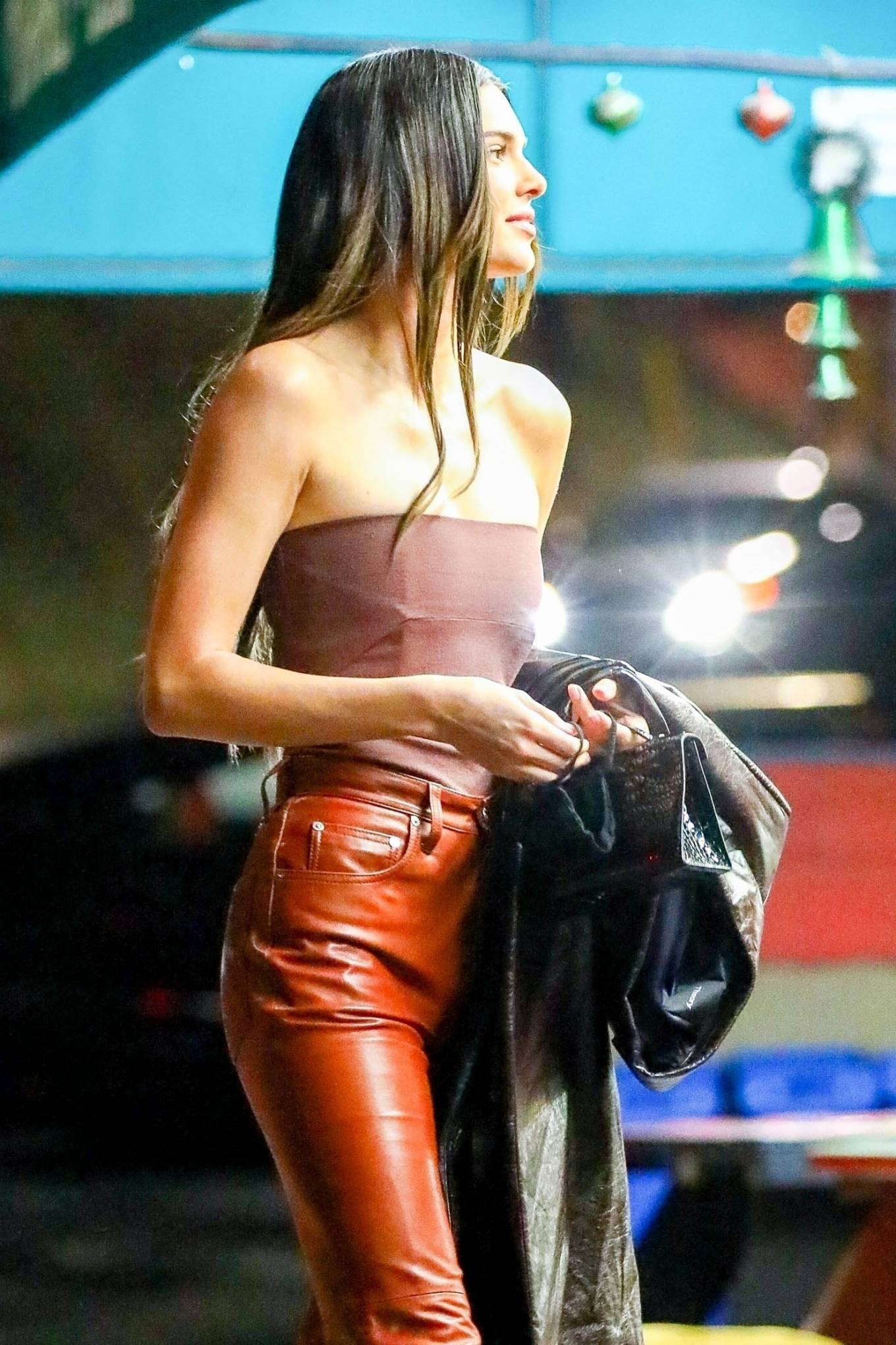 Kendall Jenner 2021 : Kendall Jenner – Out with her friend Derek Blasberg at Delilah in West Hollywood-11