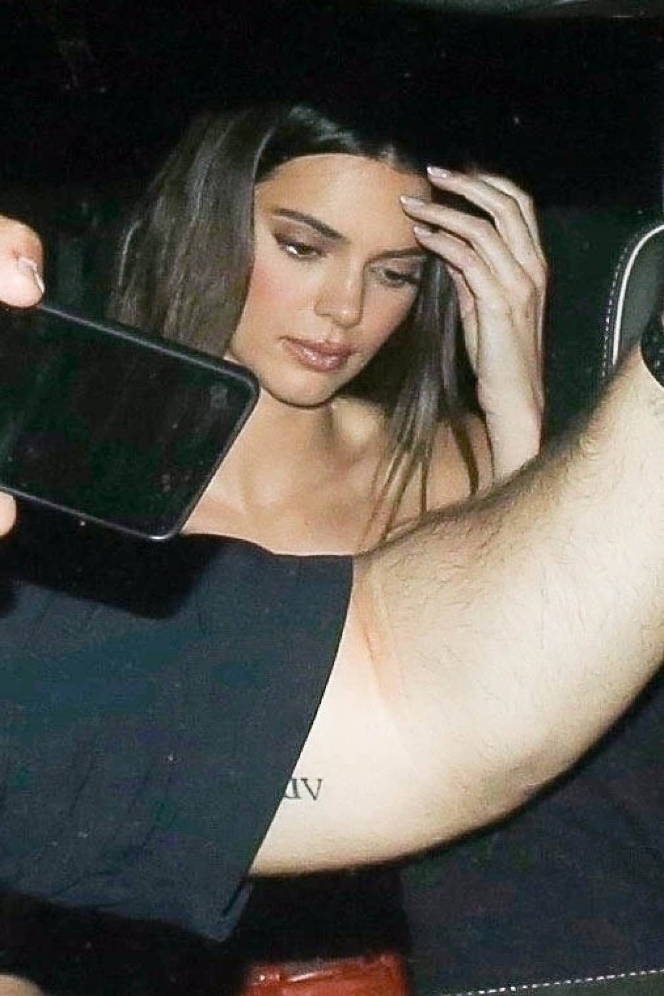 Kendall Jenner 2021 : Kendall Jenner – Out with her friend Derek Blasberg at Delilah in West Hollywood-28