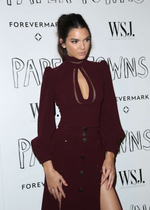 Kendall Jenner - 'Paper Towns' Screening in West Hollywood