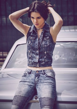 Kendall Jenner - Penshoppe Photoshoot (May 2015)