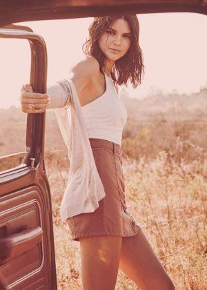 Kendall Jenner - Penshoppe Spring/Summer 2017 Collection