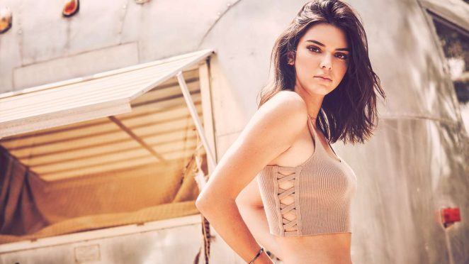 Kendall Jenner: Penshoppe SS 2017 Collection -03