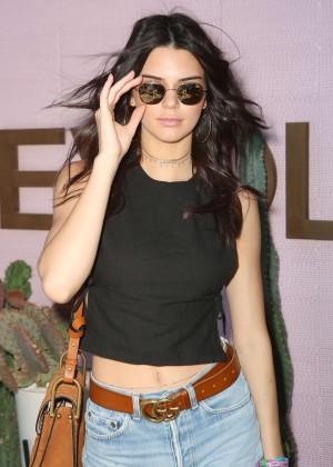 Kendall Jenner - REVOLVE Desert House in Thermal