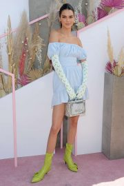 Kendall Jenner - Revolve Party at Coachella Valley Music and Arts Festival in Indio