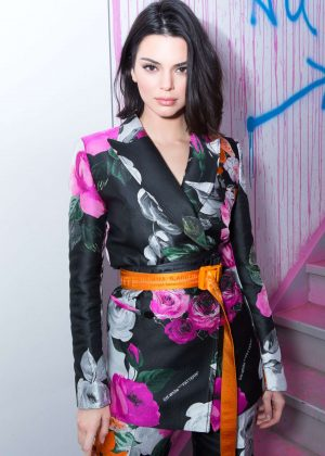 Kendall Jenner - Sandra Choi and Virgil Abloh host NYFW Dinner in NYC