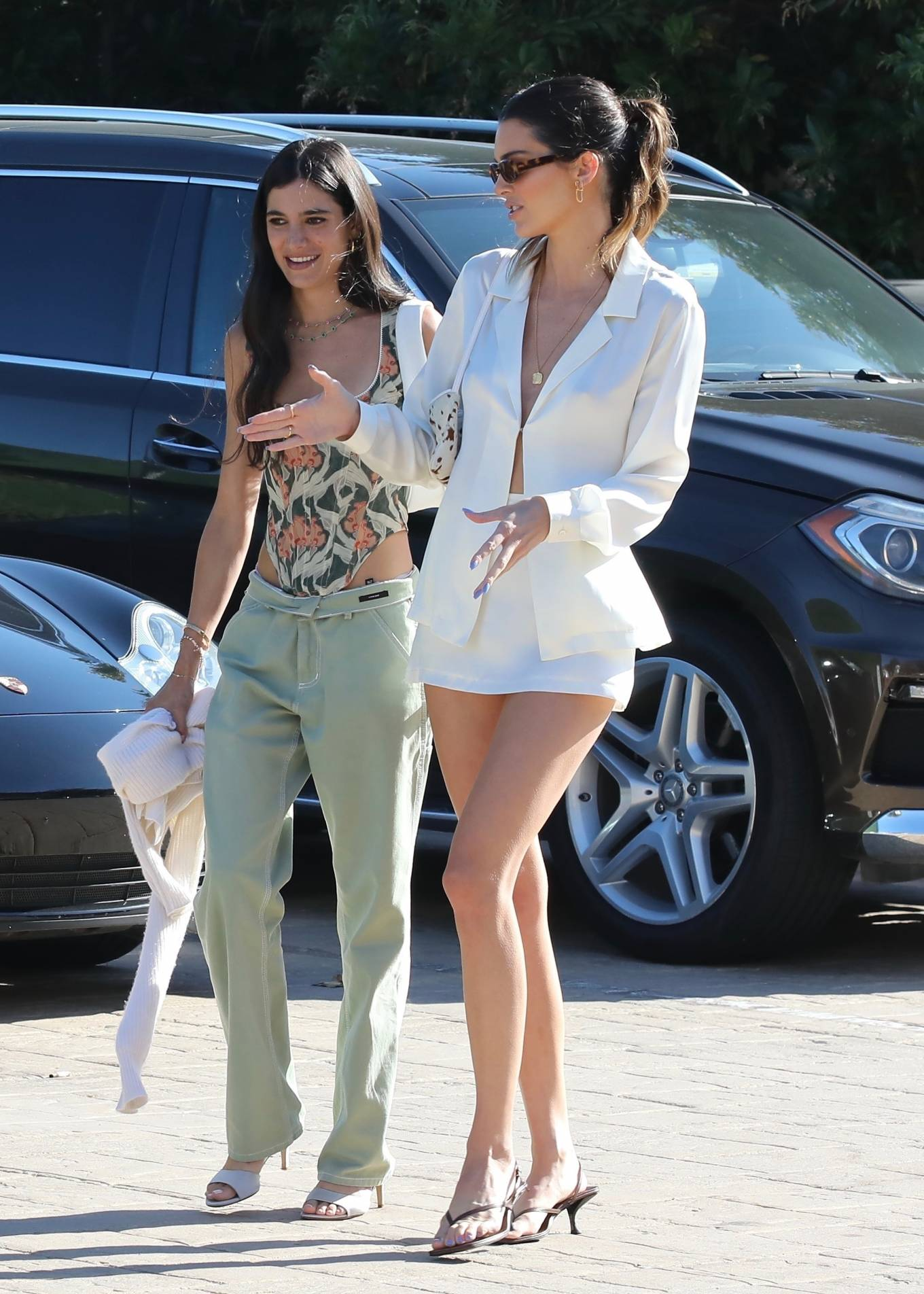 Kendall Jenner 2021 : Kendall Jenner – Seen at the Soho House in Malibu-12