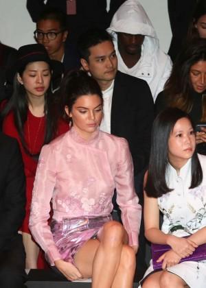 Kendall Jenner: Shiatzy Chen Fashion Show -12