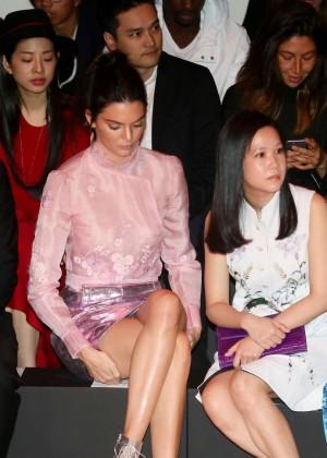 Kendall Jenner: Shiatzy Chen Fashion Show -15