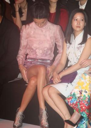 Kendall Jenner: Shiatzy Chen Fashion Show -16