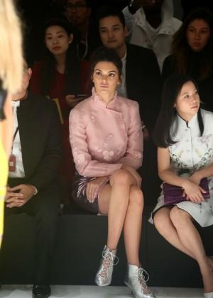 Kendall Jenner: Shiatzy Chen Fashion Show -17