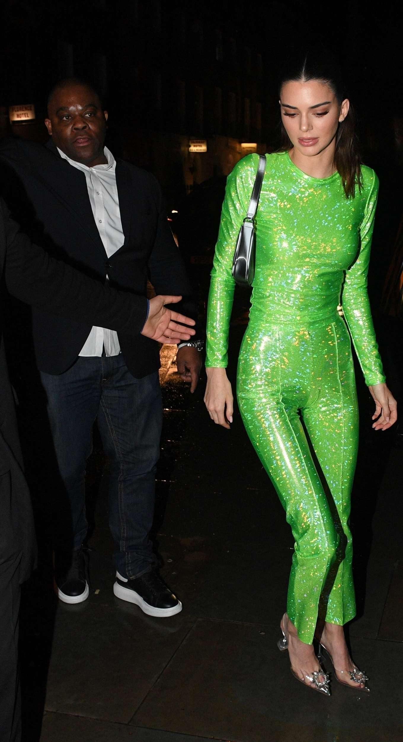 Kendall Jenner - Sony BRITs after-party in London