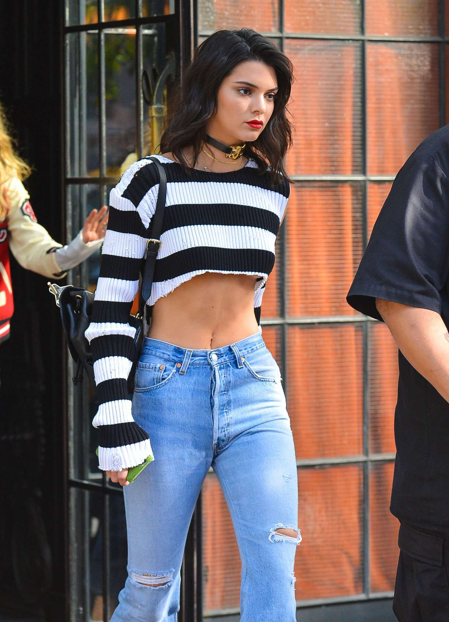 Kendall jenner steps out in new york city celebs by lianxio