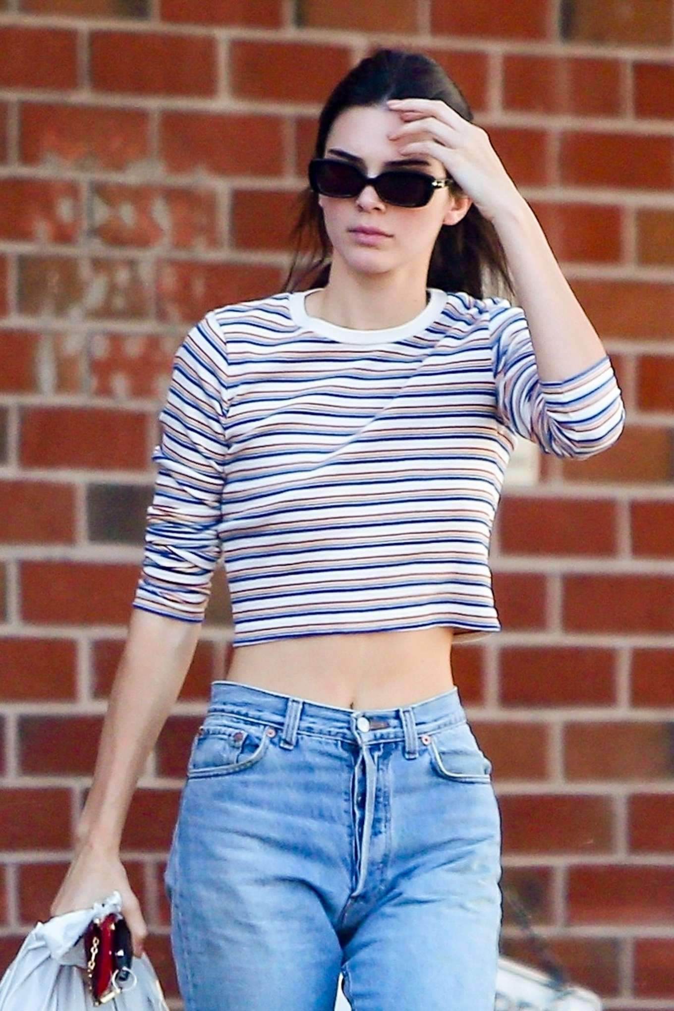 Kendall Jenner - Stops by Kreation in Beverly Hills