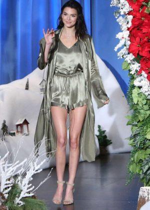 Kendall Jenner - The Ellen Degeneres Show in Burbank