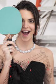 Kendall Jenner - Tiffany and Co (Spring 2019 brand campaign)