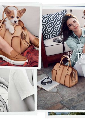 e34e730b669 Back to post Kendall Jenner – Tod's 2018 Campaign