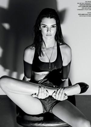 Kendall Jenner - V Magazine (Summer 2015)