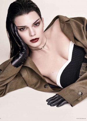 Kendall Jenner - Vogue Germany Magazine (October 2016)