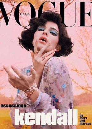Kendall Jenner - Vogue Italy Magazine (February 2019)