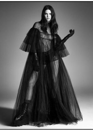 Kendall Jenner: Vogue Japan 2015 -01