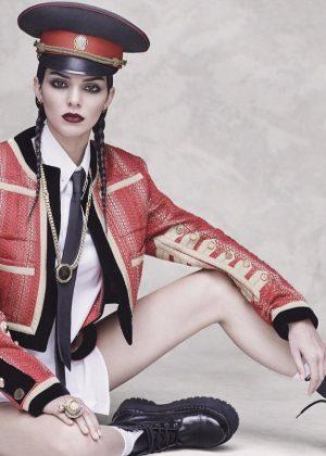 Kendall Jenner - Vogue Japan Magazine (October 2016)