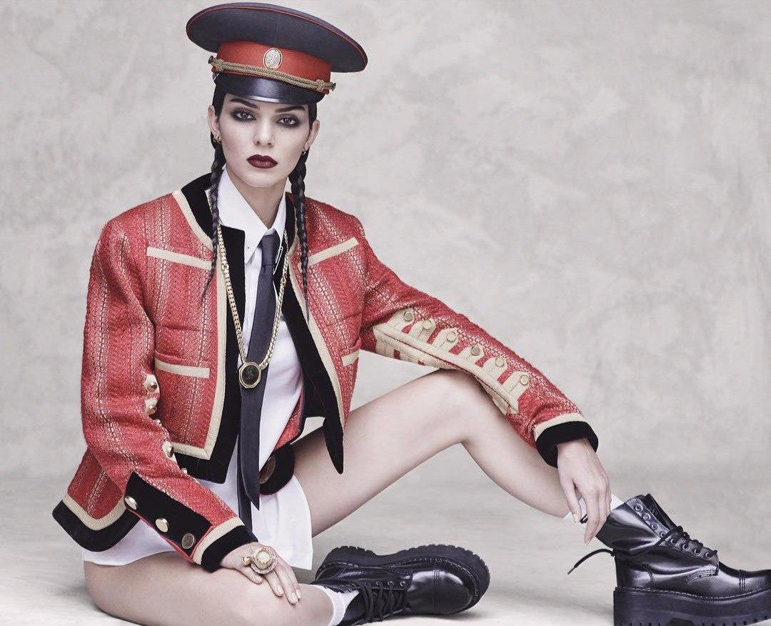 Kendall Jenner Vogue Japan Magazine October 2016