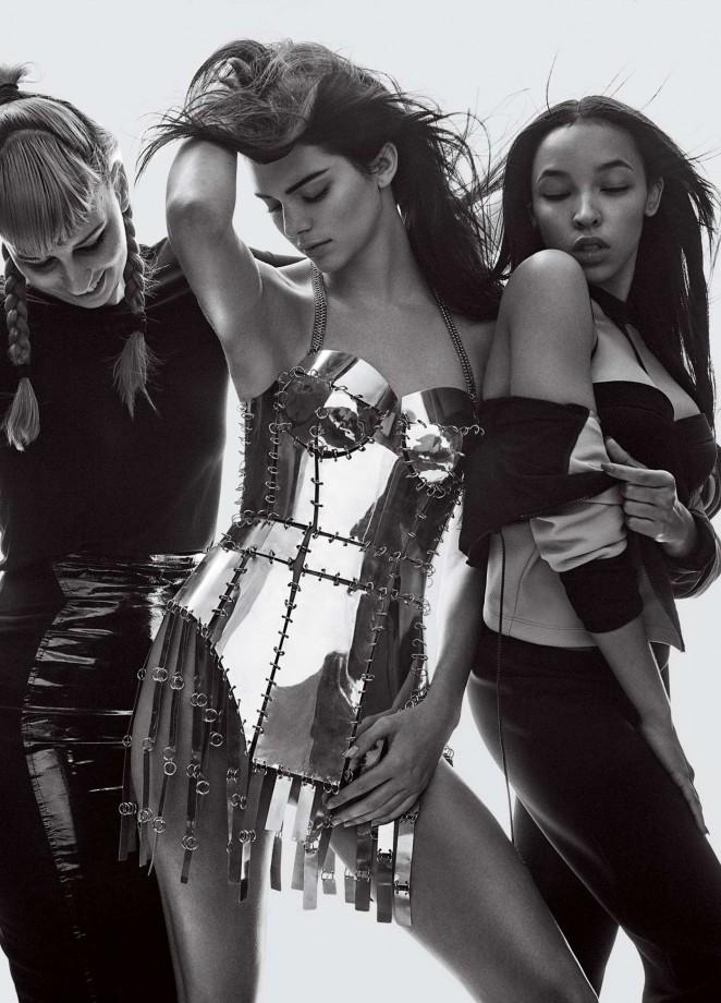 Kendall Jenner – Vogue Magazine (Oct/Nov 2015)