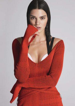 Kendall Jenner - Vogue Magazine (September 2016)