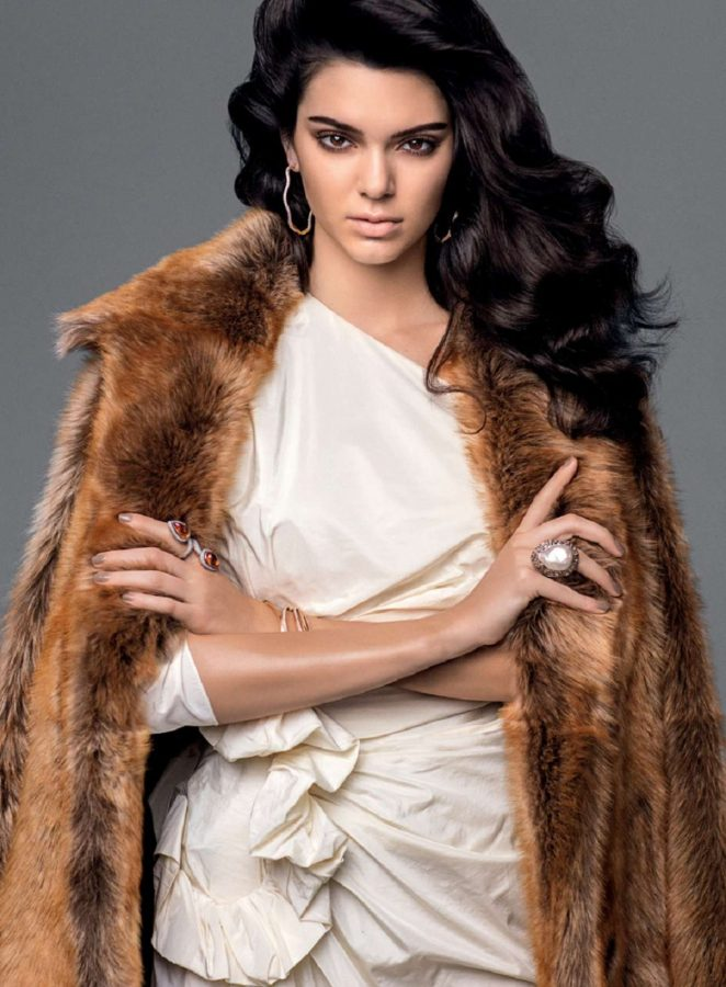Kendall Jenner – Vogue Turkey Magazine (November 2016)