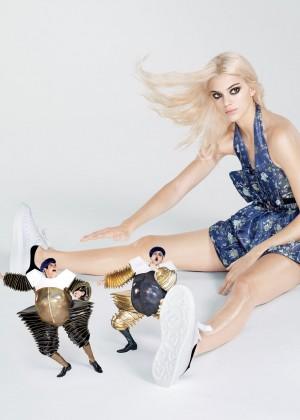 Kendall Jenner - Vogue US Magazine (December 2015)