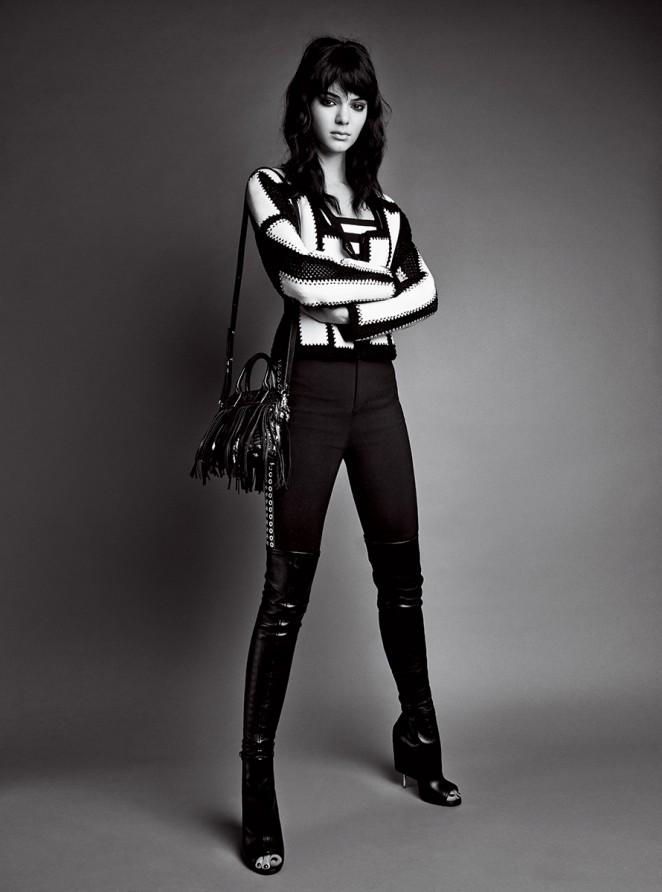 Kendall Jenner - Vogue US Magazine (February 2015)