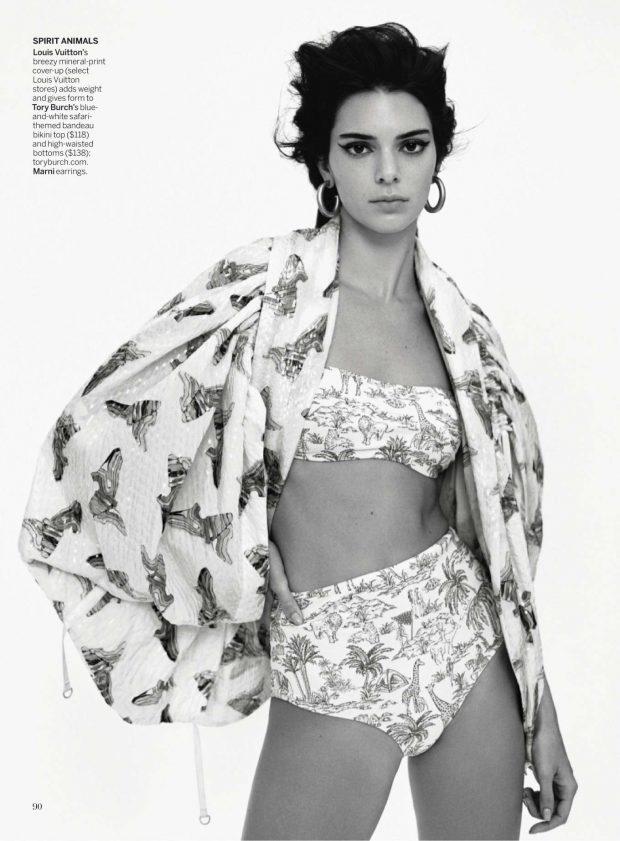 Kendall Jenner - Vogue US Magazine (June 2019)