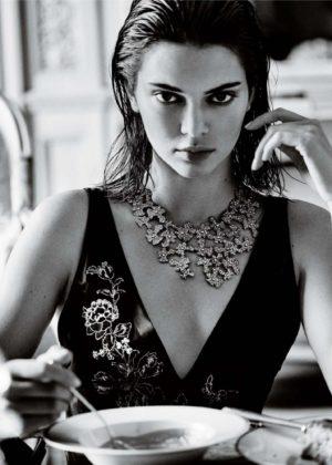 Kendall Jenner - Vogue US Magazine (November 2017)