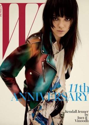 Kendall Jenner - W Korea Magazine (March 2016)