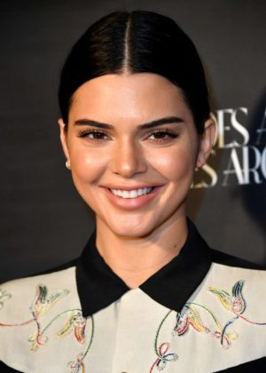 Kendall Jenner - What Goes Around Comes Around One Year Anniversary in LA