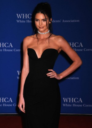 Kendall Jenner - White House Correspondents Dinner in Washington