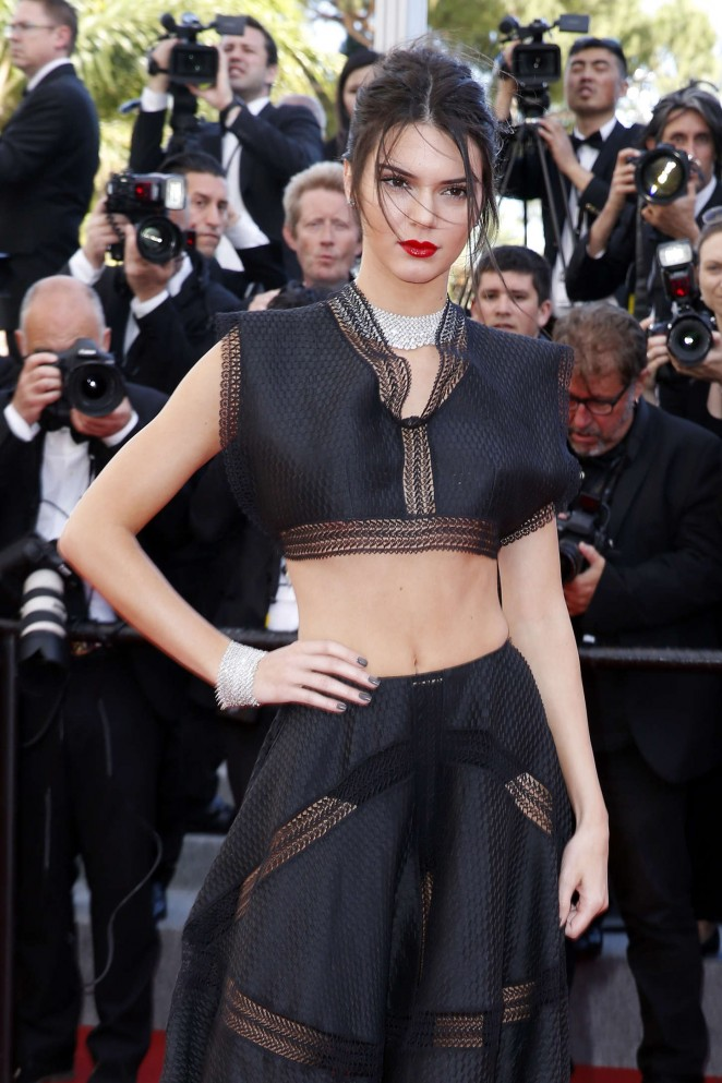 Kendall Jenner – 'Youth' Premiere in Cannes
