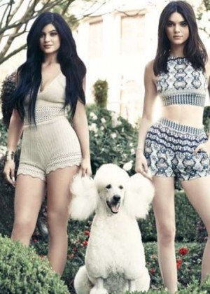 Kendall & Kylie Jenner - PacSun Summer May 2015 Collection