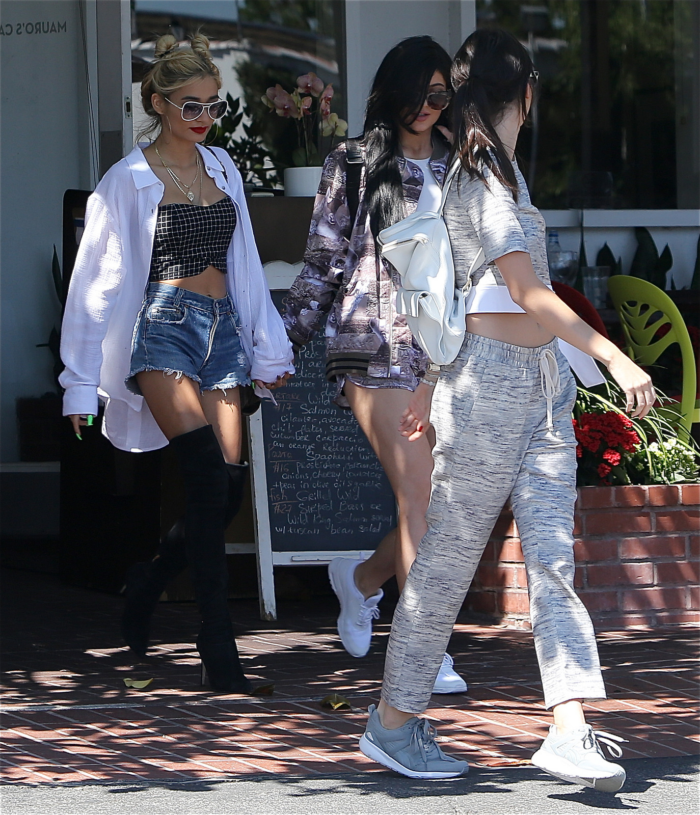 Kendall Kylie Jenner and Pia Mia Perez: Shopping in West Hollywood 18 Full Size