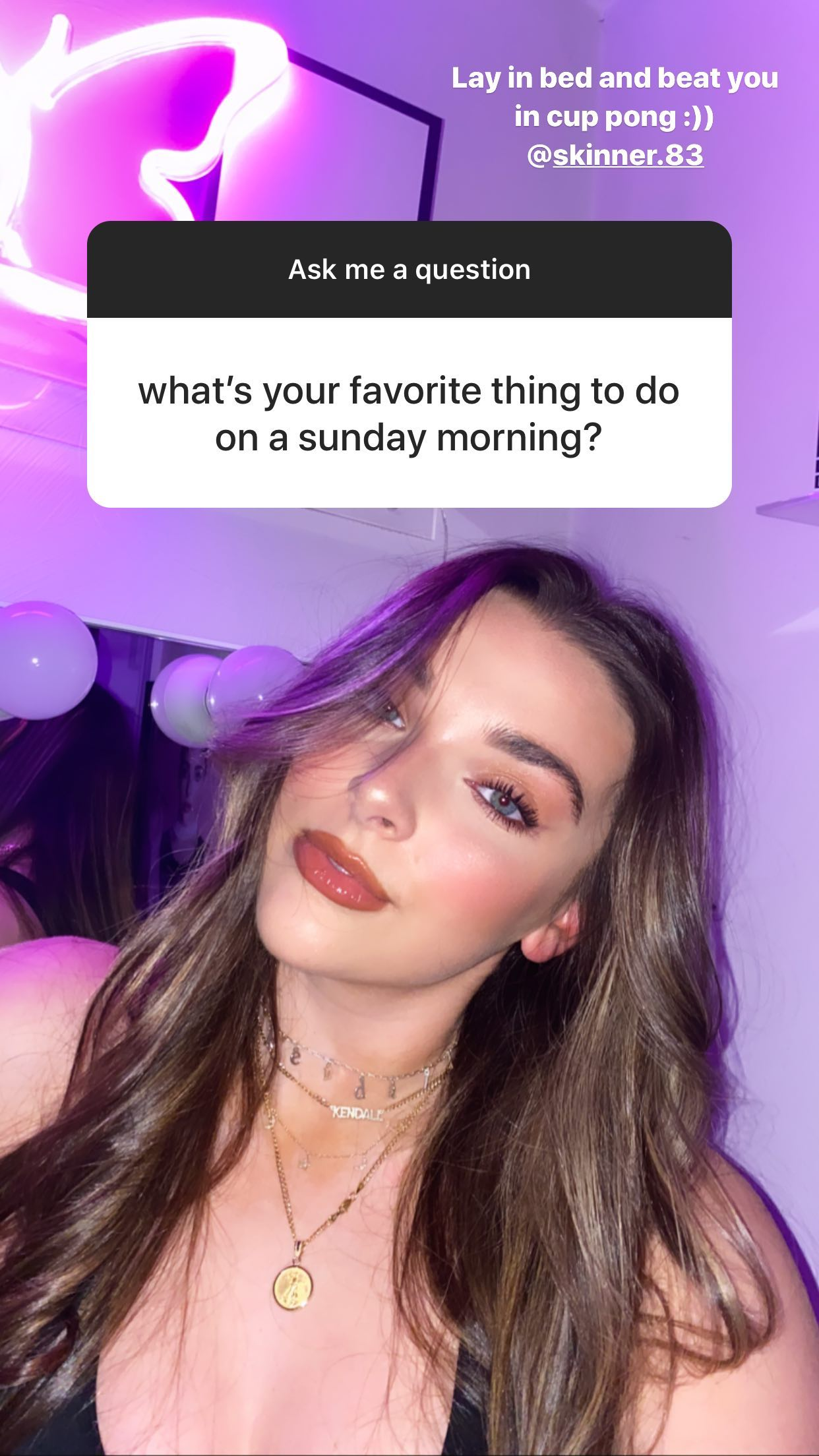 Kendall Vertes 2020 : Kendall Vertes – Instagram and social media-66